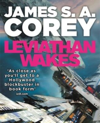 Book Review: Leviathan Wakes (The Expanse, #1) by James S.A. Corey