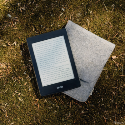 What I Love About the Kindle