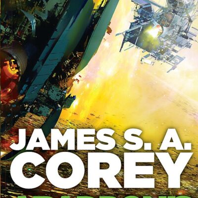Book Review: Abaddon's Gate (The Expanse, #3) by James S.A. Corey